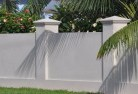 Ardeer Barrier wall fencing 1