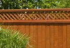 Ardeer Timber fencing 14