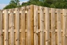 Ardeer Timber fencing 3